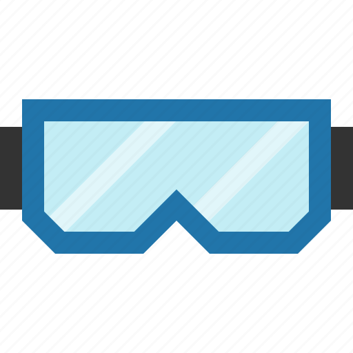 Goggles, sport, sportwear, winter icon - Download on Iconfinder
