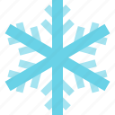 season, snow, snowflake, winter icon