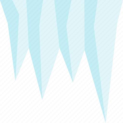 ice, icecicle, season, winter icon