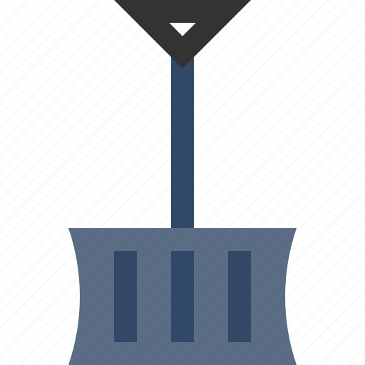 scoop, shovel, snow, spade icon