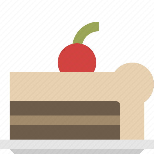 bakery, cake, pie, slice icon
