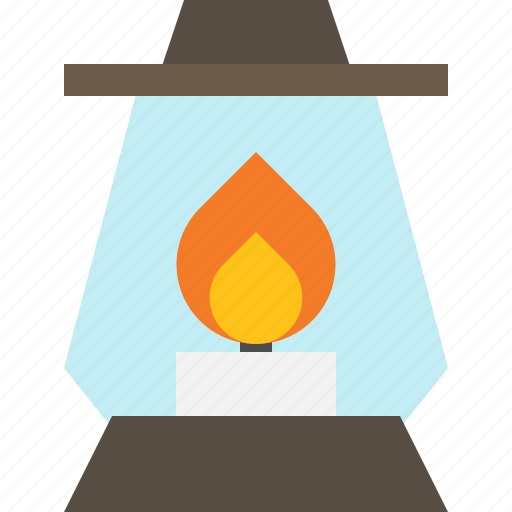 candle, lantern, light, traditional icon