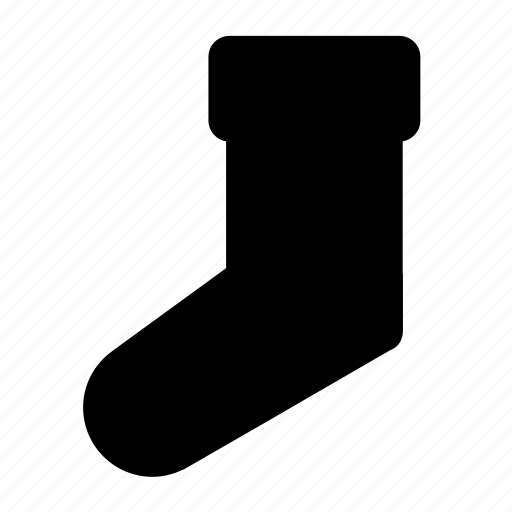 footgear, footwear, sock, stocking, winter icon