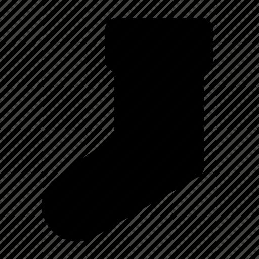 footgear, footwear, sock, stocking, winter icon