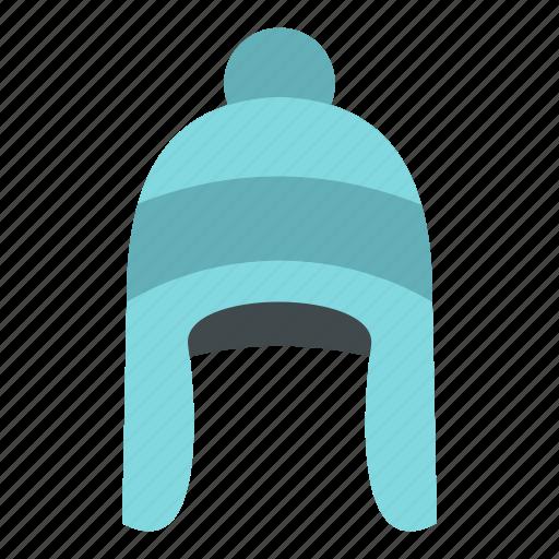 accessory, cap, fashion, hat, warm, wear, winter icon