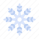 cold, snow, winter, snowflake