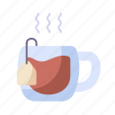 cup, hot drink, herbal, tea icon