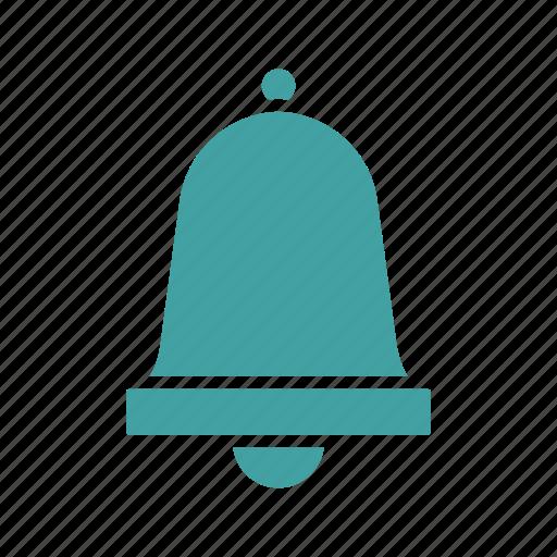 alert, bell, ring, winter icon