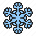 christmas, crystal, nature, snow, snowflakes, winter