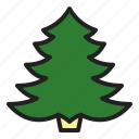 christmas, decoration, fir, pine, spruce, tree, winter