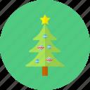 christmas, snow, tree, winter, xmas