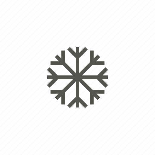 flake, snow, snowflake, weather icon