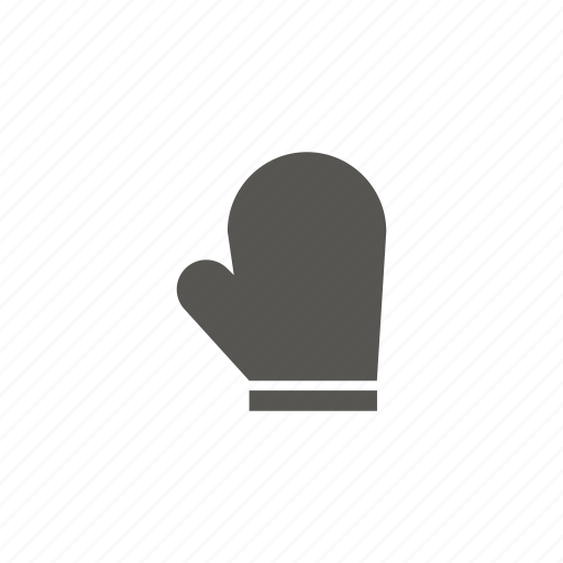 clothes, clothing, glove, mitten icon