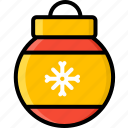 christmas, chrstmas, decoration, lamp, winter icon