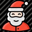 christmas, claus, people, santa, sinterclaus, winter