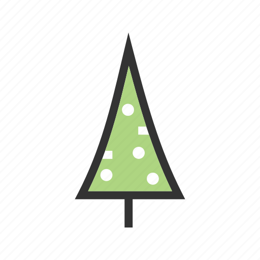 christmas, cold, snow, tree, trees, white, winter icon