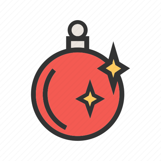 ball, balls, christmas, decoration, hanging, holiday, winter icon