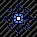 cold, freeze, snow, snowflake, winter