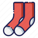 fashion, socks, stockings, winter icon