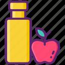 cider, drink, fruit, alcohol