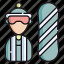 winter, sport, snowboarding, snowboard, snowboarder, ski, freeride