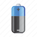 battery, charge, electric, mobile, web icon