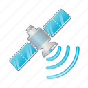 communication, internet, satelite, satellite, wifi, wireless icon