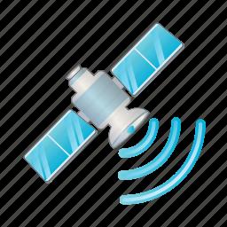 communication, internet, satelite, satellite, wifi, wireless icon