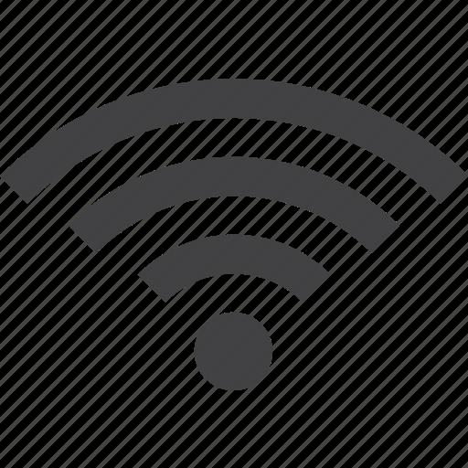 signal, wifi, wireless icon