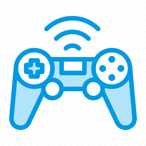 Control, game, gaming, wifi icon - Download on Iconfinder