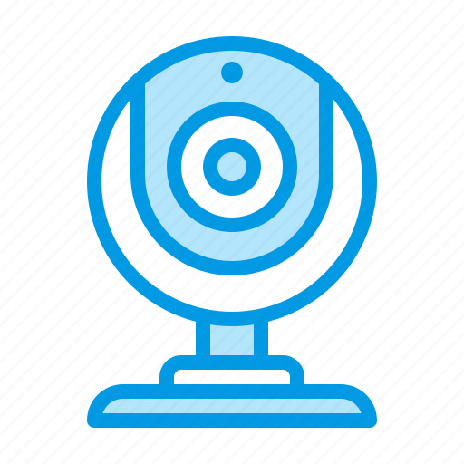 cam, camera, web, webcamera icon