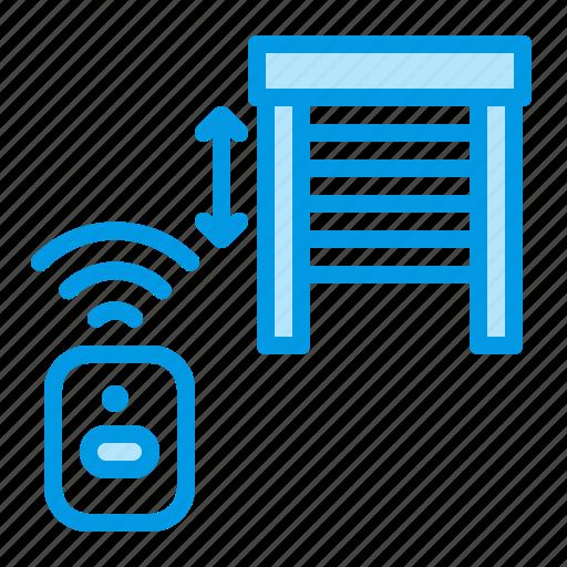 control, door, garage, remote icon