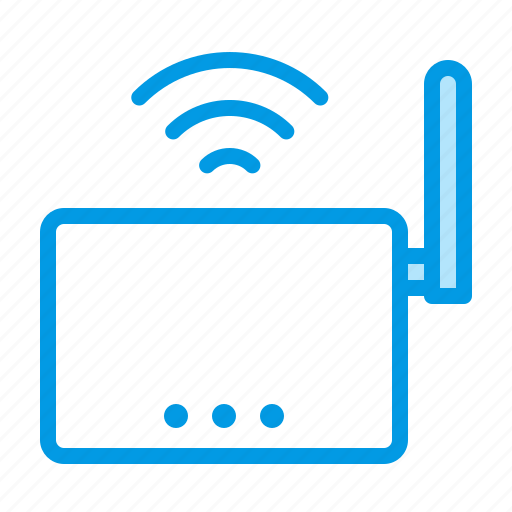 Internet, router, wifi, wireless icon - Download on Iconfinder