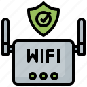 electronics, secure, security, technology, wifi
