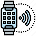 battery, charging, electronics, smartwatch