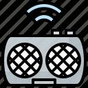 bluetooth, electronics, music, speaker, wireless