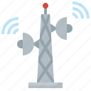 antenna, communications, signals, tower, transmission