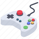 gamepad, joystick, remote controller, video game equipment, volume pad icon