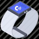 hand watch, smart technology, smartwatch, watch, wrist watch icon