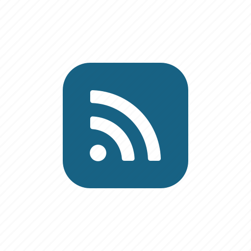 feed, news feed, rss feed, subscribe icon