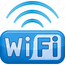 internet, signal, wi fi, wi-fi, wifi, wireless icon