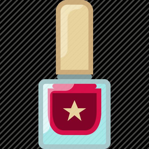 beautification, beauty, nail, nail polish, nail varnish, woman, yumminky icon