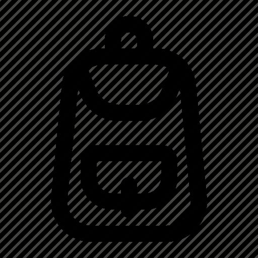 Backpack, bag, fashion, school icon - Download on Iconfinder