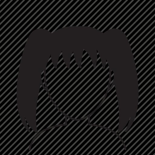 avatar, fashion, girl, hair, hairstyle, woman, women icon