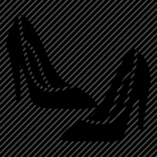 Heel, heels, high, shoes, stiletto icon - Download on Iconfinder