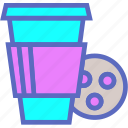 arabica, beverage, break, coffee, drink, hot, mug icon