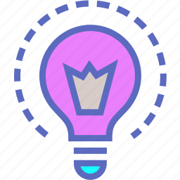 brainstorm, brainstorming, bulb, creativity, feminism, ideas, insight icon