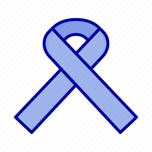 Awareness, cancer, ribbon icon - Download on Iconfinder