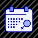 calendar, plan, symbol