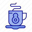 coffee, hot, tea icon